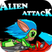 Alien Attack ( Jet Defence Ninja Racing Game )